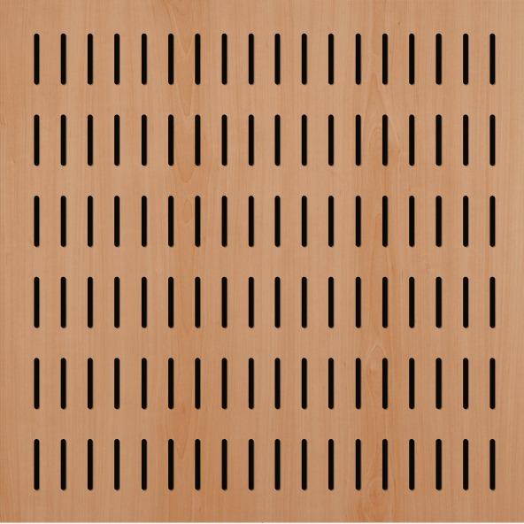 Revestimentos Nexacustic Linha Acústica de Madeira 22