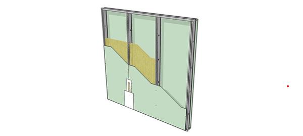 Tipologia de Paredes  Drywall 19