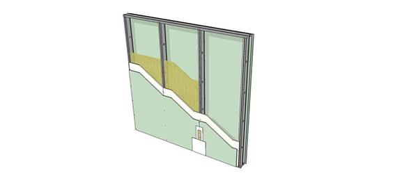 Tipologia de Paredes  Drywall 18