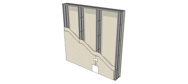Tipologia de Paredes  Drywall 17