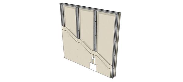 Tipologia de Paredes  Drywall 16