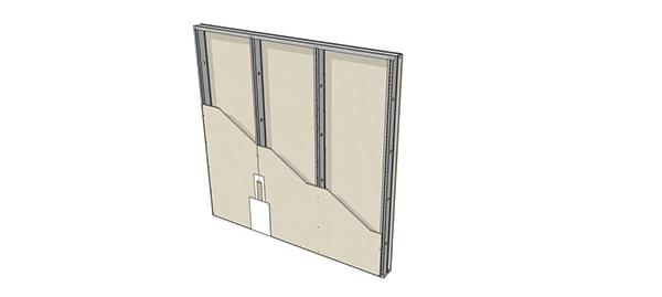 Tipologia de Paredes  Drywall 15