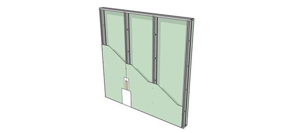 Tipologia de Paredes  Drywall 14