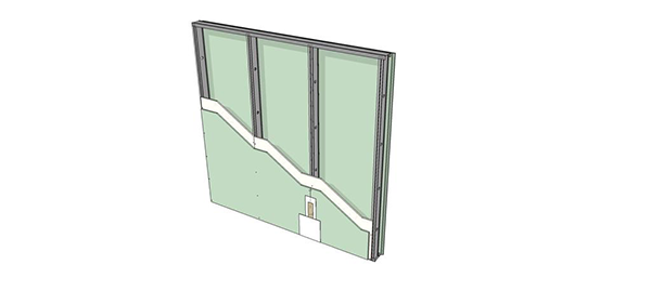 Tipologia de Paredes  Drywall 13