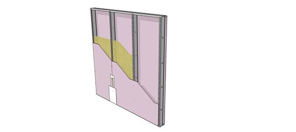 Tipologia de Paredes  Drywall 3