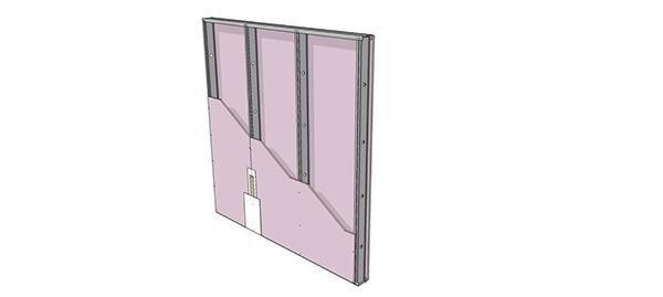 Tipologia de Paredes  Drywall 1
