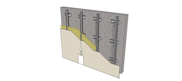 Tipologia de Paredes  Drywall 26