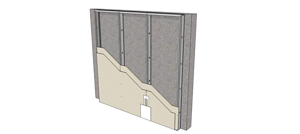 Tipologia de Paredes  Drywall 25