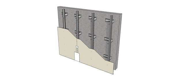 Tipologia de Paredes  Drywall 23