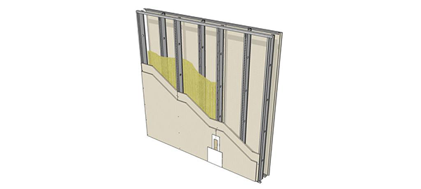 Tipologia de Paredes  Drywall 21