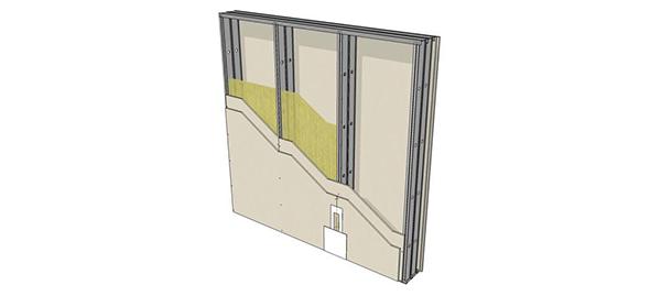 Tipologia de Paredes  Drywall 20