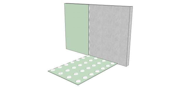 Tipologia de Paredes  Drywall 31