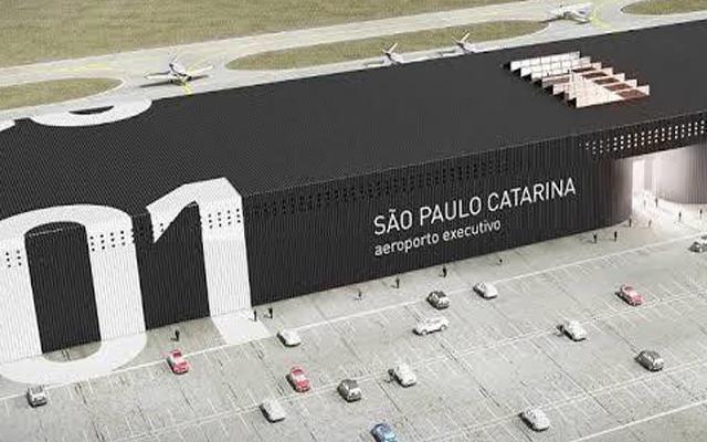 Aeroporto Executivo Catarina São Paulo 5